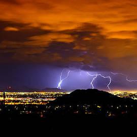 Saija  Lehtonen - Lightning Over Phoenix
