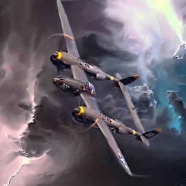 Peter Chilelli - Lightning Strike