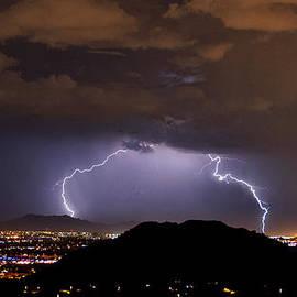 Saija  Lehtonen - Lightning Strikes Phoenix