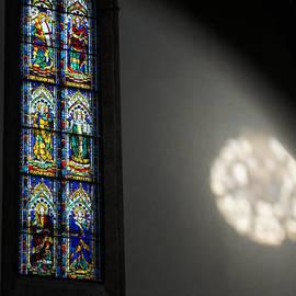 Georgia Mizuleva - Lights and Colors - Stained Glass Church Window