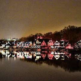 Bill Cannon - Lights on the Schuylkill River