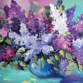 Anastasiia Grygorieva - Lilac