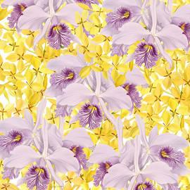 Juliana Swenson - Lilac and Yellow Petals
