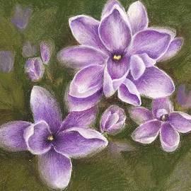 Aparna Deshpande - Lilacs