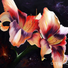 ILONA ANITA TIGGES - GOETZE  ART and Photography  - Lilies 1