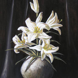 Andreja Dujnic  - Lilies