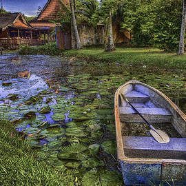 Mario Legaspi - Lilies By The Boat