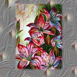Harsh Malik - Lilies Fantasy