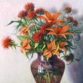 Rick Hansen - Lilies Galore