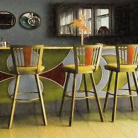 L Wright - Lime Green with a Twist