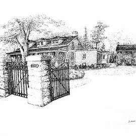 Steve Knapp - Limestone House Collins Bay