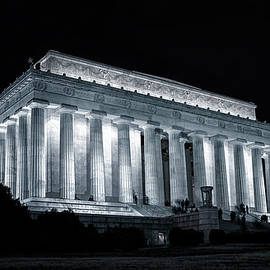 Joan Carroll - Lincoln Memorial