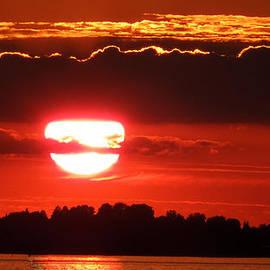 Colette V Hera  Guggenheim  - Lindau Island Sunset