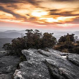 Serge Skiba - Linville Gorge Sunrise