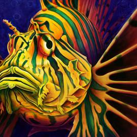 Scott Spillman - LionFish