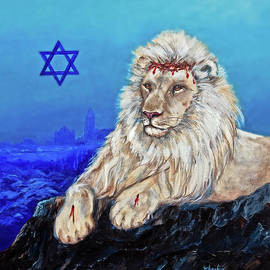 Nadine Johnston - Lion of Judah - Jerusalem