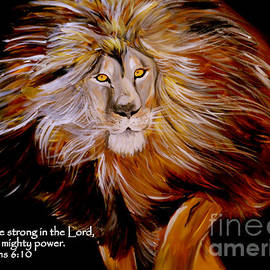 Amanda Dinan - Lion of Judah Strength