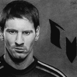 Vishvesh Tadsare - Lionel Messi