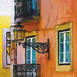 Ted Guhl - Lisboa Balcony