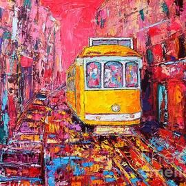 Ana Maria Edulescu - Lisbon Impression