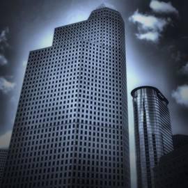 Dan Sproul - Lit Skyscrapers