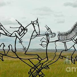 Nick  Boren - Little Bighorn Battlefield