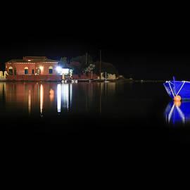 Alfio Finocchiaro - Little blue boat