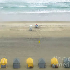 Colleen Kammerer - Little Cabanas - Beach - Ocean