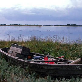 Colette V Hera  Guggenheim  - Little Fish Boat Samsoe Island