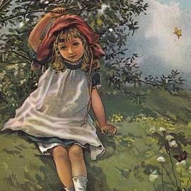 Robert Burns - Little Girl At Play