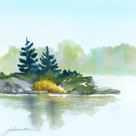 Joan A Hamilton - Little Pine Point