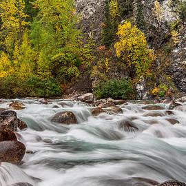 Sam Amato - Little Susitna River Hatcher Pass Alaska