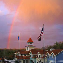David T Wilkinson - Little Sweden Rainbow