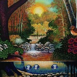 Michael Frank - Little World Chapter Sunset
