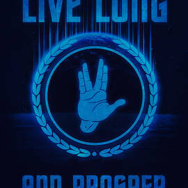 Philipp Rietz - Live Long and Prosper Spock