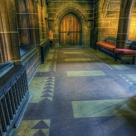 Ian Mitchell - Liverpool Cathedral