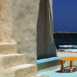 Bob Christopher - Living Architecture Paros Greek Islands