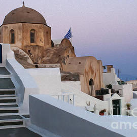 Bob Christopher - Living Architecture Santorini Greece 1