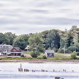 Richard Bean - Living on a Maine Island