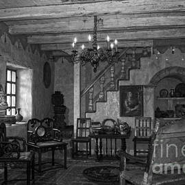 RicardMN Photography - Living room in Carmel Mission