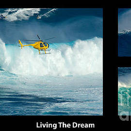 Bob Christopher - Living The Dream With Caption