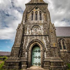 Adrian Evans - Llandwrog Church