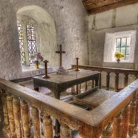 Darren Wilkes - Llanrhychwyn Church