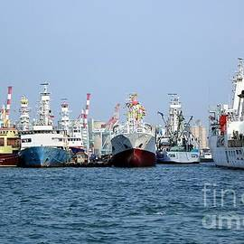 Yali Shi - Local Shipyard at Kaohsiung Harbor