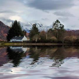 Lynn Bolt - Loch Etive Reflections