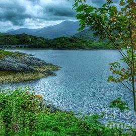 Joan-Violet Stretch - Loch Garry at The Pass of Killiecrankie