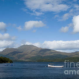 Anne Gilbert - Loch Lomond