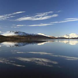 Grant Glendinning - Loch Lomond reflection