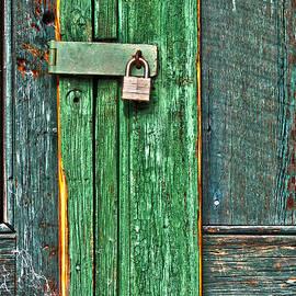 Harry B Brown - Locked