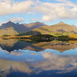 Heiko Koehrer-Wagner - Lofoten Panorama Selfjorden Norway
